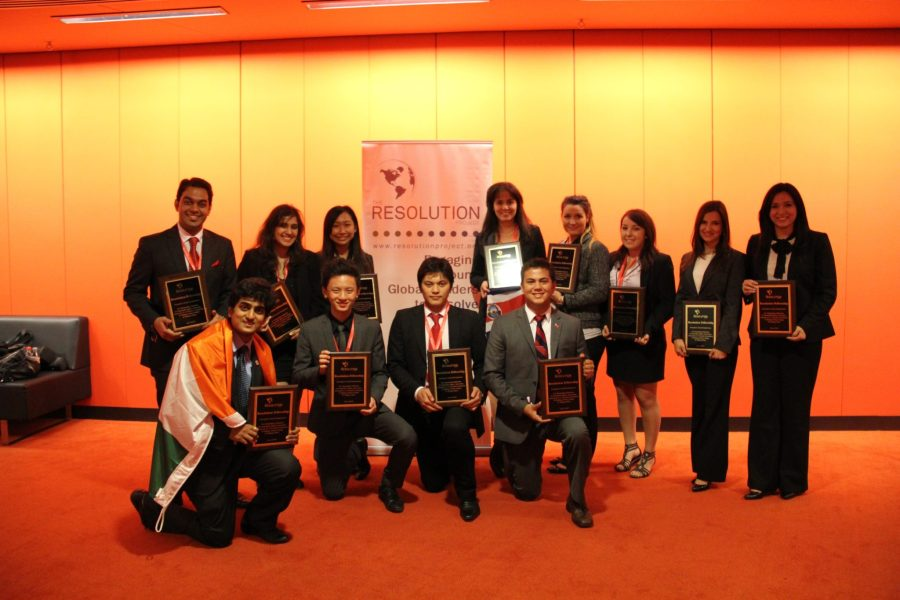WorldMUN 2013 SVC Winners Announced