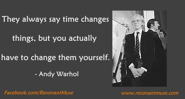 Andy Warhol - Change
