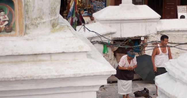 Resan till Kathmandu