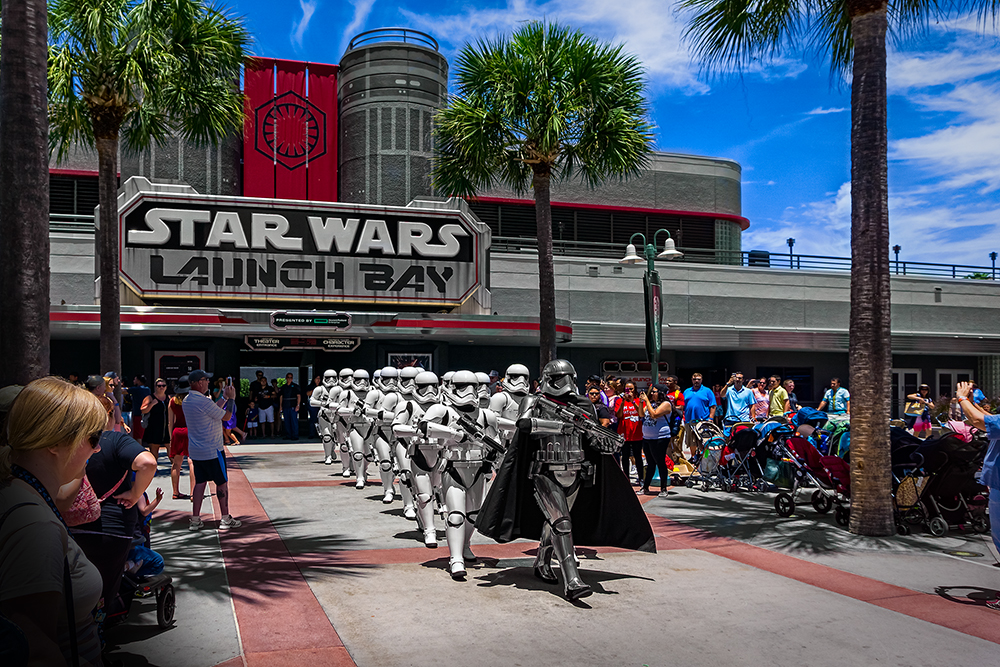 Captain Phasma's First Order Stormtrooper March