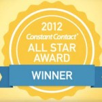 Resort Support named One of Constant Contact's 2012 All Stars