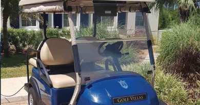 Visage Resort Edition Solves Transportation Problems at Golf Villas Residence Club at Rosewood Tucker's Point