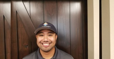 Top Team Member – Dexter Carranza Activities Director, Carlsbad Seapoint Resort Grand Pacific Resorts