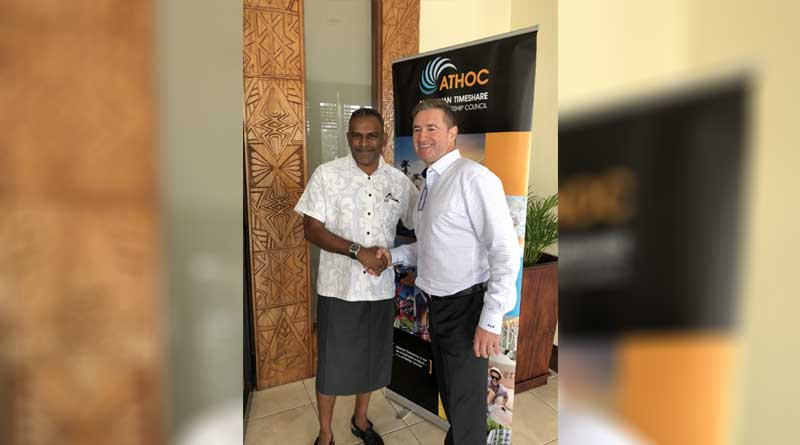 Fiji Tourism Minister Thanks Australian Timeshare Industry for its Contribution to Fiji Tourism