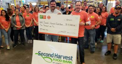 Hilton Second Harvest