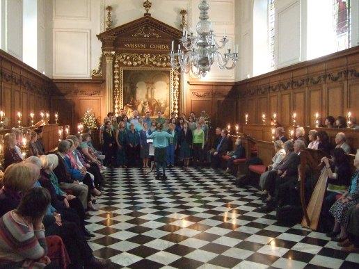 Emmanuel College Chapel