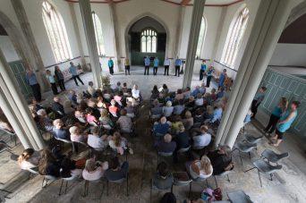 Midsummer Sing, St Cyriac's Church, Swaffam Prior