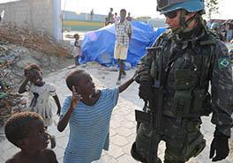 War and Peace Scenario Image
