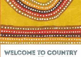 Welcome to Country scenario image