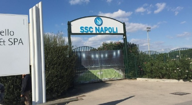 Last hour Alvino: Post-training lunch and return home: Napoli has dissolved the withdrawal
