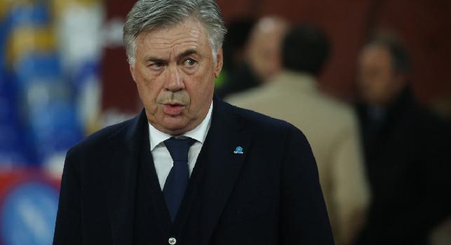 Carlo Ancelotti, Napoli coach