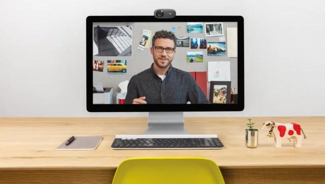 Widescreen HD 720P Video Calls