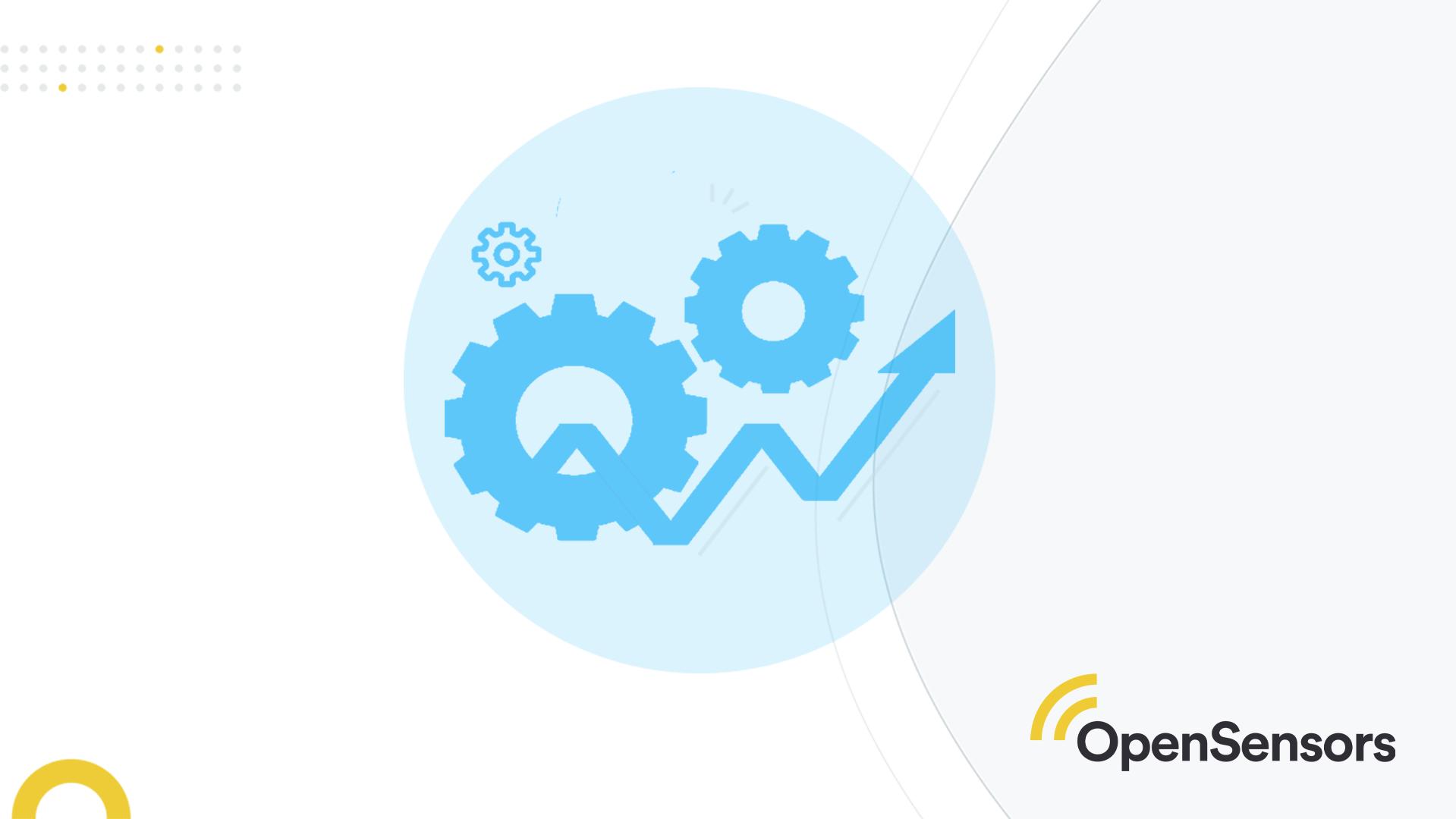 OpenSensors - workplace utilisation