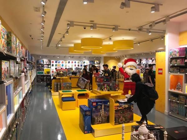 LEGO Store 沙田店率先睇!第三間專門店殺入沙田新城市廣場 - ezone.hk - 網絡生活 - 生活情報 - D171201