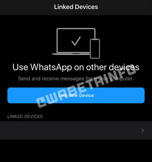 iPhone‧Android 同時使用 WhatsApp!多機同步介面曝光! - ezone.hk - 教學評測 - Apps 情報 - D200812