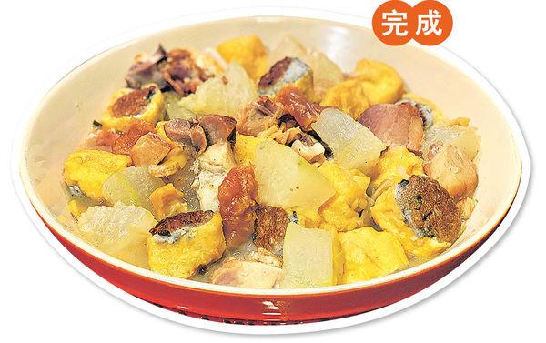 KOL教煮 香濃冬瓜炆燒腩釀豆卜 - 晴報 - 生活副刊 - 飲食 - D200828