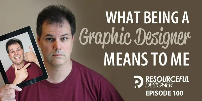 What Being A Graphic Designer Means To Me – RD100