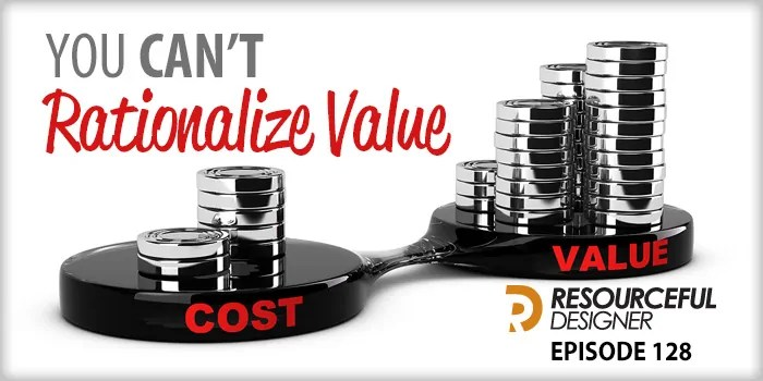 You Can't Rationalize Value – RD128
