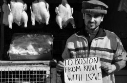 Beth-Murphy, Boston-Bombing, To-Boston-From-Kabul, With-Love, Chickens