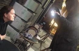 EDU2013, manfrotto, klyp, iphone, elsa-chang, Leticia-Lascimiento, lighting