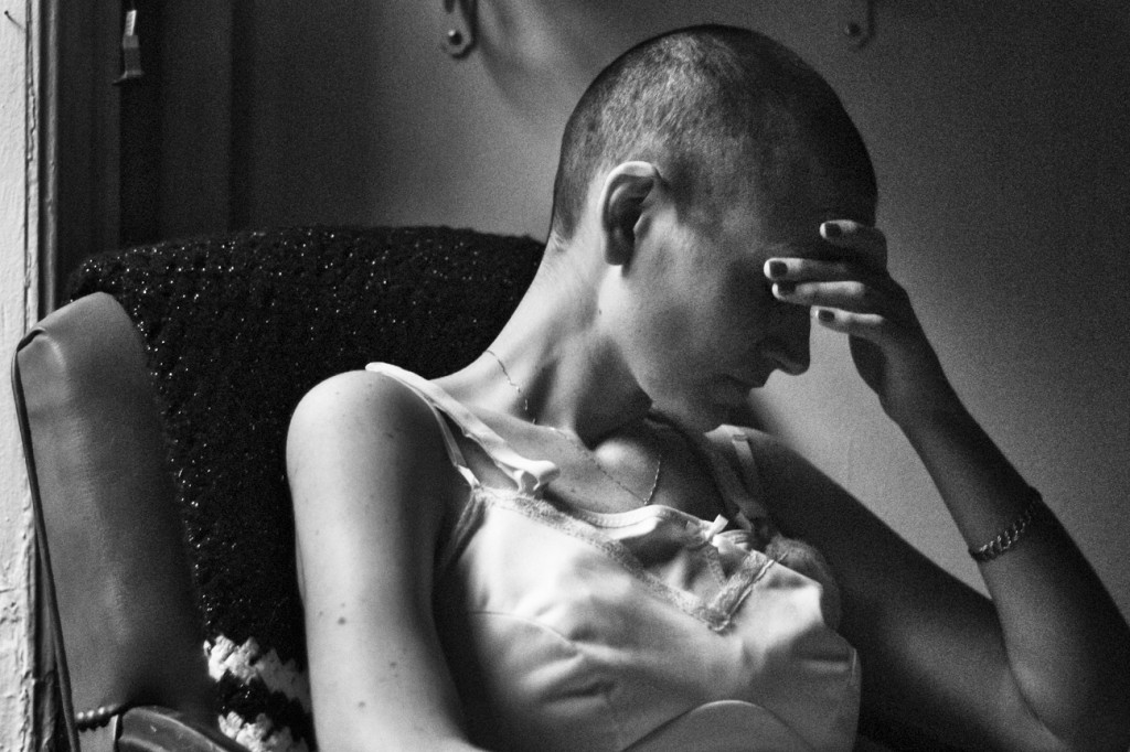 angelo-merendino, The-Battle-We-Didn't-Choose, Jennifer-Merendino, photo-series, viral, documentary-photography, breast-cancer, black-and-white