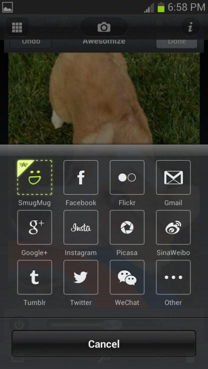 iPhone, Android, Google, Google-Play, App-Store, Smugmug, Photography,Smartphones, Tech