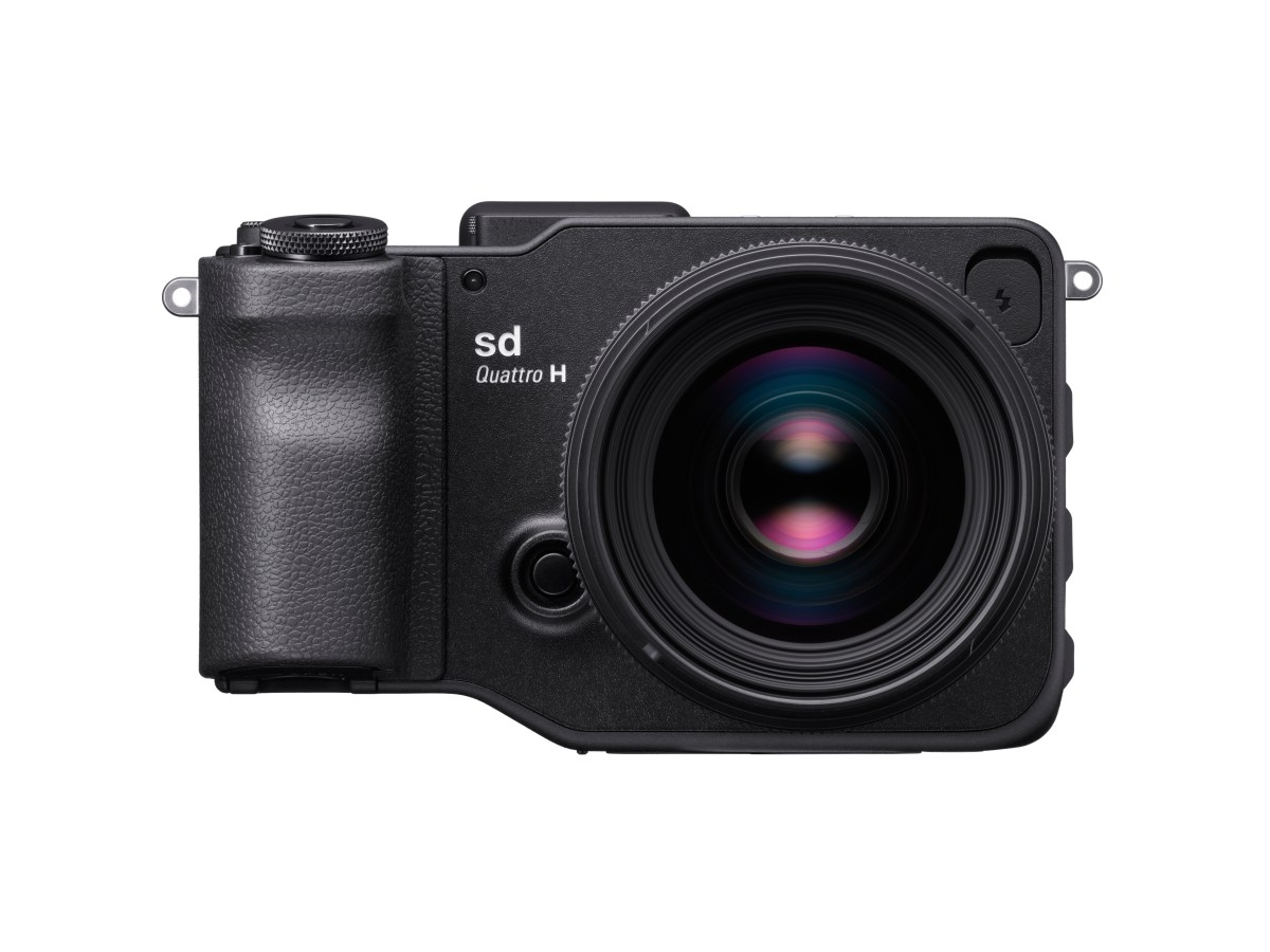 Sigma's New Mirrorless sd Quattro H has a Foveon-Equivalent 51-Megapixel Sensor & 14-Bit Raw