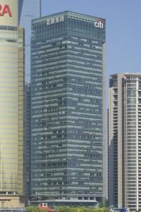 Citigroup Tower Pudong