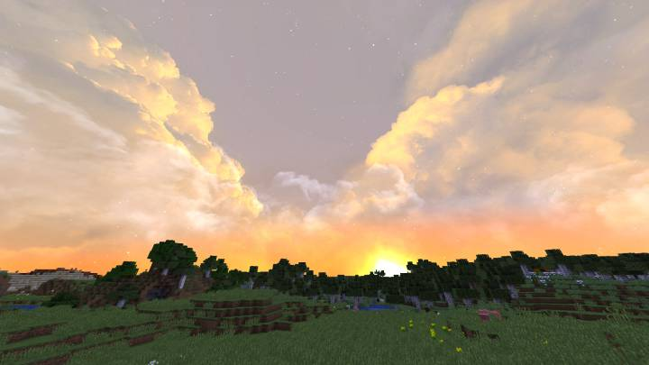 Craftmania source pack 1.16.1 / 1.14.4 for minecraft contains vast enhancements on the gui as … Anime Sky Texture Pack 1.16.5 - Nieve Wallpaper