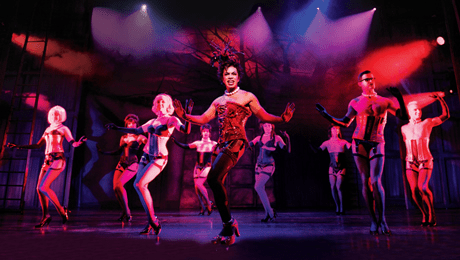 The Rocky Horror Show Tickets at New Wimbledon Theatre,
