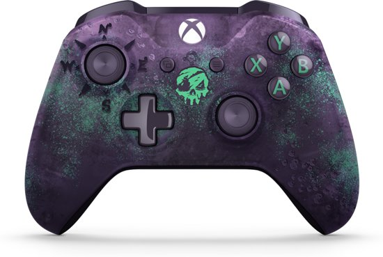 Xbox One S Wireless Controller Sea Of Thieves Special