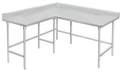 Corner Work table