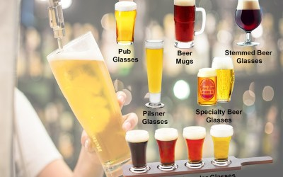 All the Types of Beer Glasses to Rock Your Beer Service