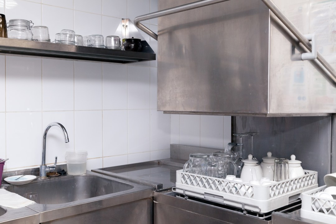 Door Type Dishwasher