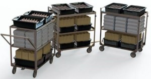 Lakeside Easy-Tow Carts