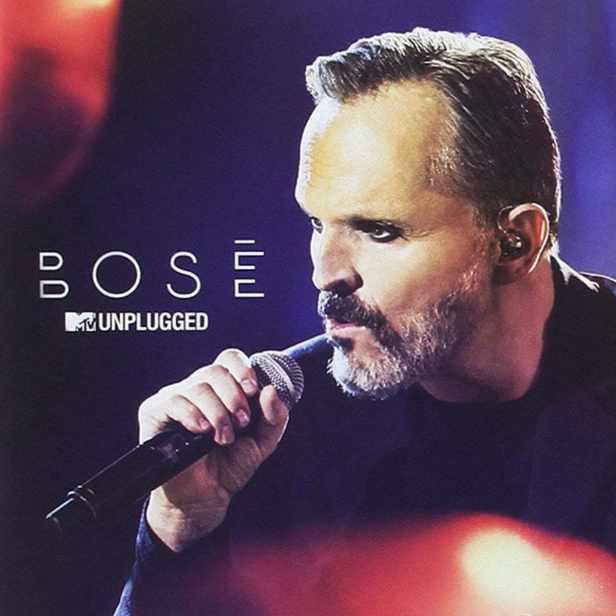 CD Miguel Bosé - MTV Unplugged