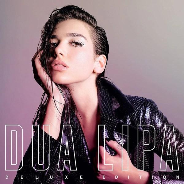 CD Dua Lipa - Dua Lipa Deluxe Edition
