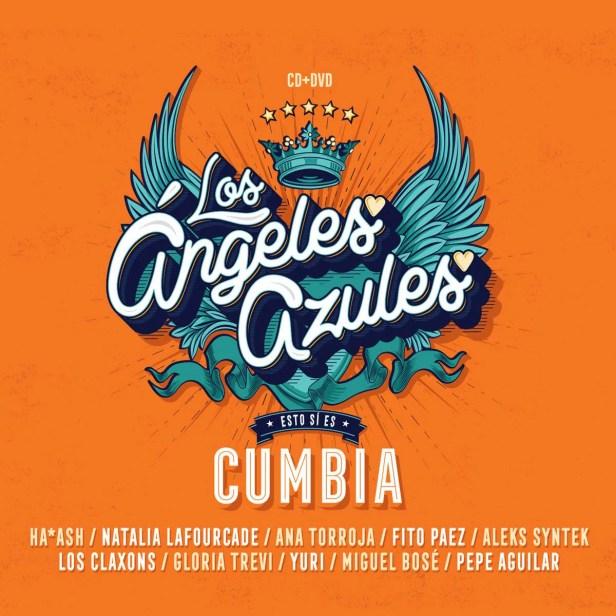 CD+ DVD Los Ángeles Azules-Esto Sí Es Cumbia