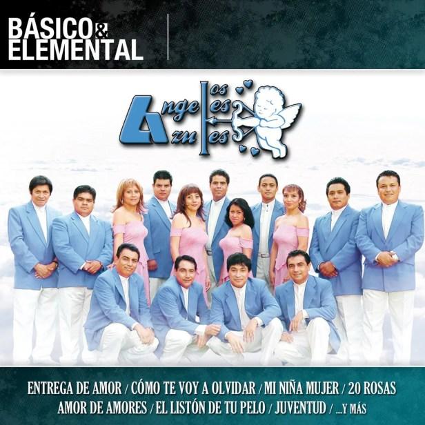 CD Los Ángeles Azules Básico y Elemental