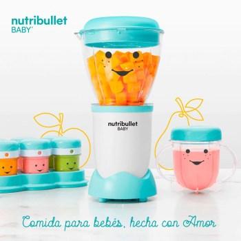 Nutribullet baby