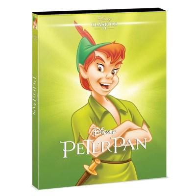 DVD  Peter Pan Edición Diamante