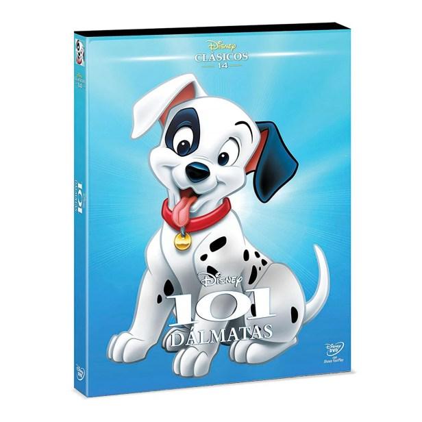 DVD 101 Dalmatas Edición Diamante