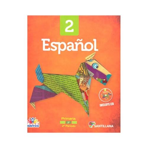 Pack Español 2. Todos Juntos Primaria