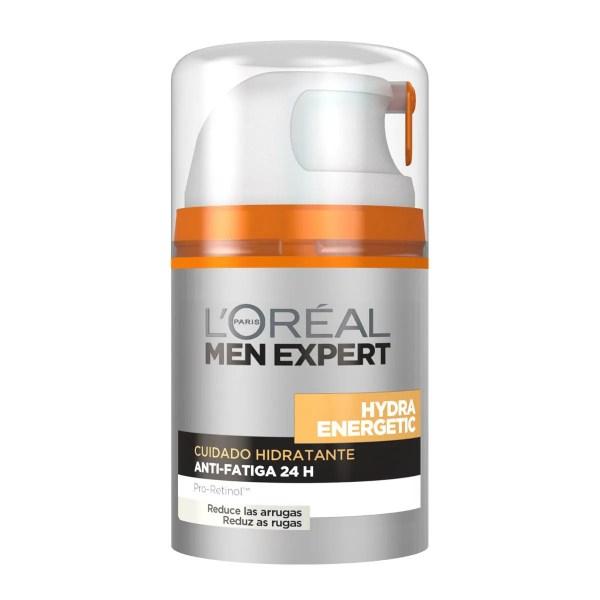 Crema para hombre anti-fatiga, Men Expert L'Oréal Paris, 50 ml