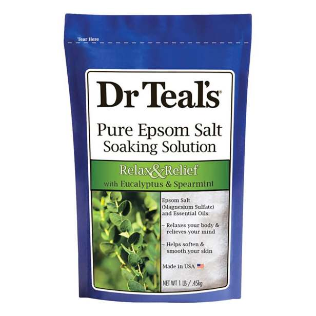 Sales para Baño Epsom Eucalipto Dr Teal's