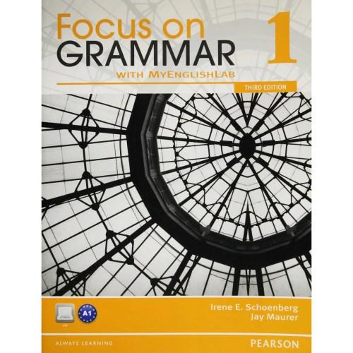 Focus On Grammar 1 Sb W/ Myenglislab 4Ed