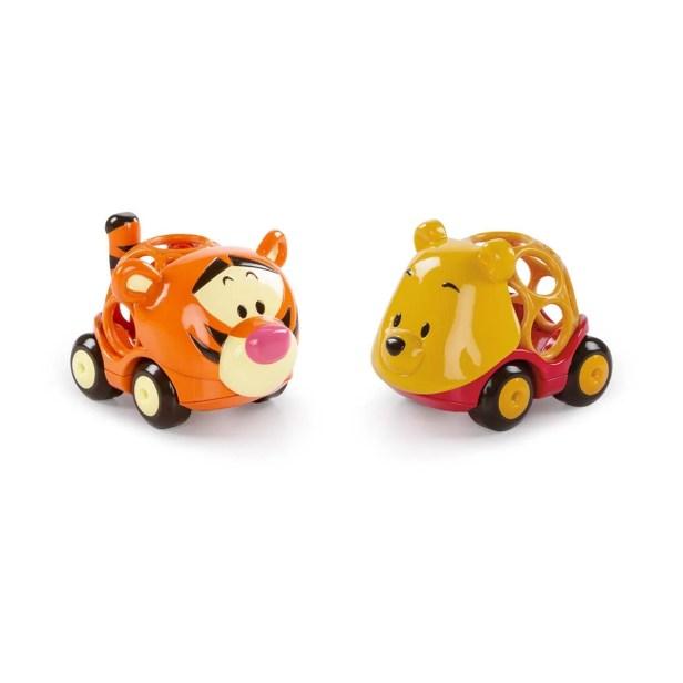 Juguete Infantil Carritos Go Grippers Winnie Pooh Bright Starts