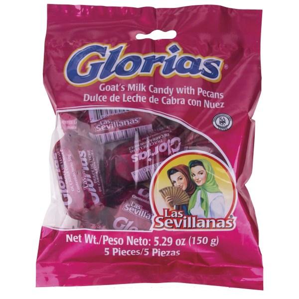 Glorias con Nuez 150 Gr las Sevillanas