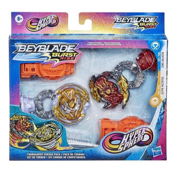 Set de Torneo Beyblade Burst Rise Hypersphere Beyblade