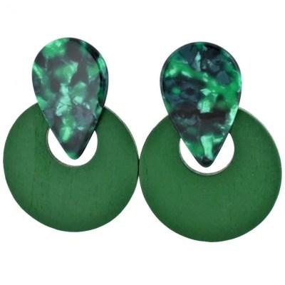 Aretes Jade Lulu